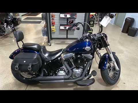 2013 Harley-Davidson Softail Slim FLS 103