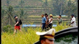 Bali welcomes Obama and Najib