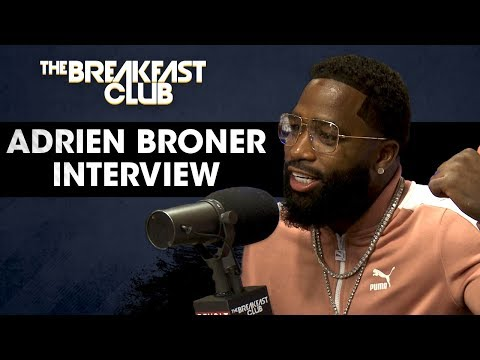 Adrien Broner On Doing Jail Time, His Relationship With Floyd & Staying Out Of Trouble