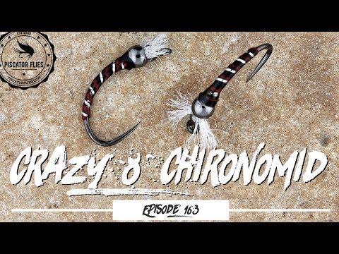 Crazy 8 Chironomid