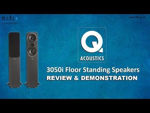 Q Acoustics 3050i Review and Demonstration | HiFix