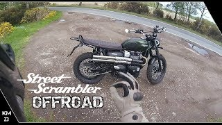 Revisiting The Impassable | Triumph Street Scrambler Off Road | #7
