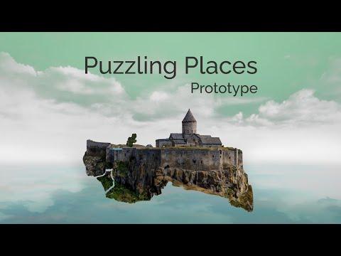 Puzzling Places - Prototype Trailer de