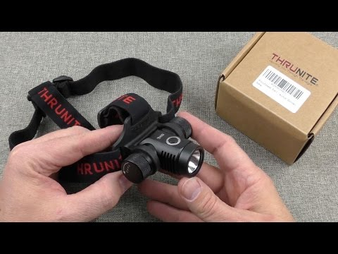 Thrunite TH10 Headlamp Review