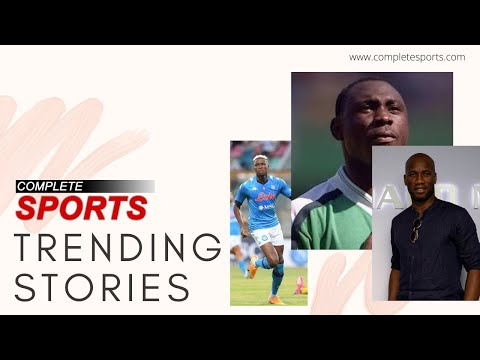 Trending On Complete Sports 01.09.2021