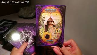 [UNBOXING] The Witches' Wisdom Oracle Cards