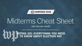 Voting 101: Everything you need to know about Election Day | Midterms Cheat Sheet