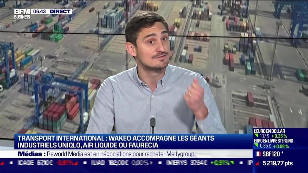 Julien Cote (Wakeo) : Wakeo a vu sa croissance bondir de 300% en 2020