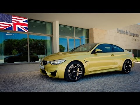 2014 BMW M4 Coupe (F82) - Start Up, Exhaust, Test Drive, and In-Depth Review (English)