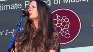 Alanis Morissette - Everything - Live In The Vineyard - 11/3/12