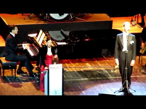 Super Trouper. Max Raabe & Palast Orchester. Live in Moscow. 07.06.2012