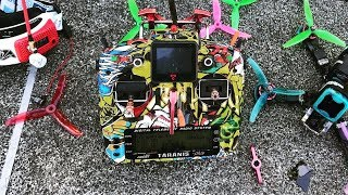 FPV FREESTYLE | Playing basketball with a drone