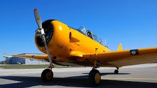 """Most Difficult Plane to Fly? T6 """"Pilot Maker"""" SOLO prep!"""