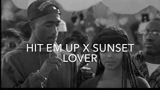 sunset lover x tupac - TH-Clip