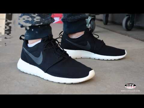 Nike Roshe One Shoe Review and On Feet Review #CGKicks