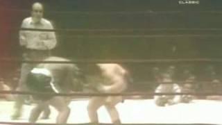 Floyd Patterson vs Oscar Bonavena
