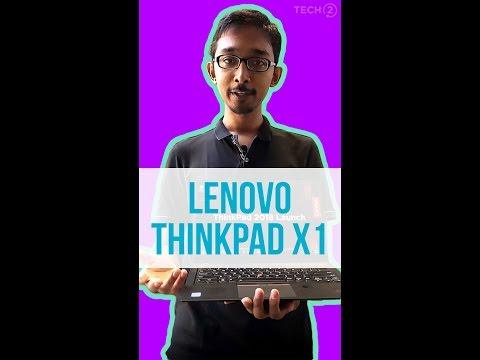 Lenovo ThinkPad X1 Carbon & Yoga | First Impressions