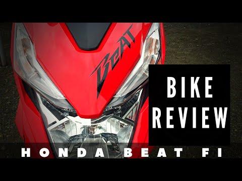 Honda Beat 110 FI 2018
