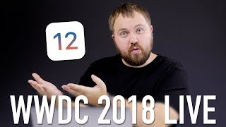 WWDC 2018 WYLSACOM LIVE - iOS 12, macOS Mojave, watchOS 5 и другие анонсы [запись]