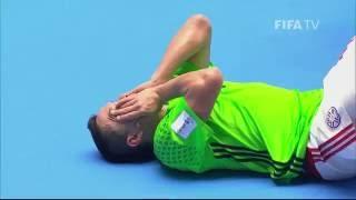 Match 45: Paraguay v Iran - FIFA Futsal World Cup 2016