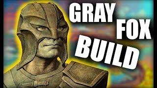 Skyrim SE Builds - The Gray Fox - Oblivion Nostalgia Modded Build