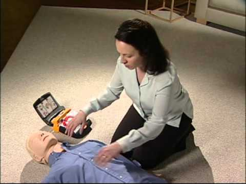 LIFEPAK CR Plus Demonstration Video