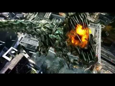 Transformers 4 - All Dinobot Scenes IMAX