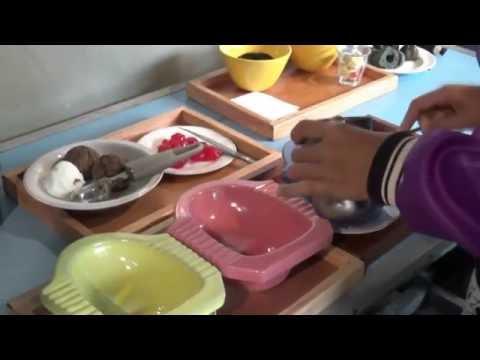 Video Sajian Unik Ice Cream Berkemasan Toilet - NET5