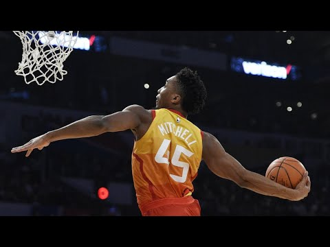 ALL DUNKS From the 2018 NBA Dunk Contest | All Star Weekend Highlights