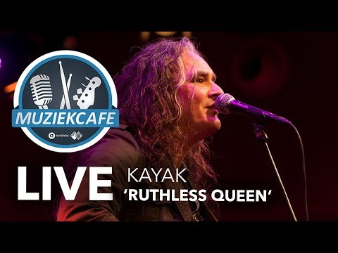 Kayak - 'Ruthless Queen' live bij Muziekcafé