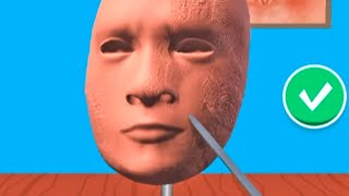 Sculpt People - All Levels Gameplay Android, iOS