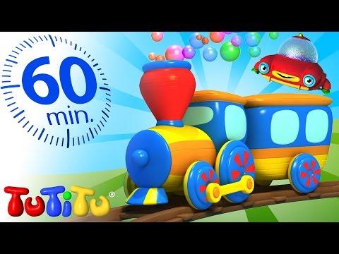 Compilacion TuTiTu en español   TuTiTu Tren   Y otros juguetes   1 Hora Compilacion