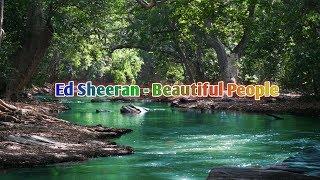 Ed Sheeran   Beautiful People (feat. Khalid) 8D Audio