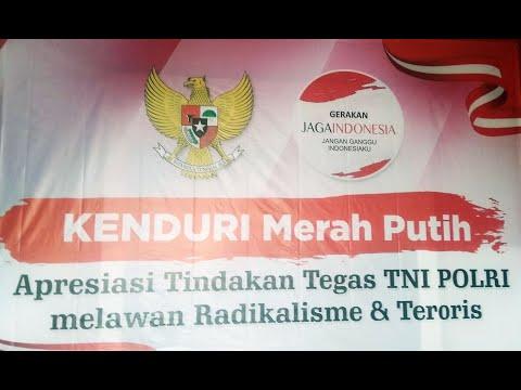 Gerakan Jaga Indonesia: Kenduri Merah Putih di Rumah Rakyat Aliansi Indonesia