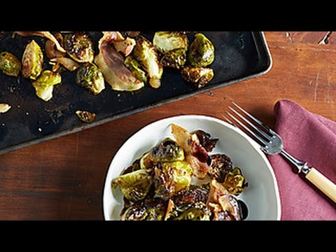 Ina's Balsamic Brussels Sprouts   Food Network