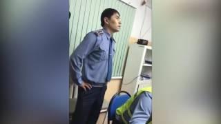 За пьяную езду поймали прокурора
