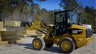 Watch and see how the Cat Compact Wheel Loaders are built for you with power, performance and efficiency.