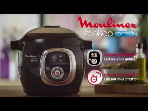 test cookeo connect recettes cookeo. Black Bedroom Furniture Sets. Home Design Ideas