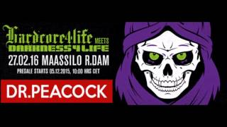 Dr. Peacock @ Darkness4life 2016   Frenchcore   FULL MIX [HQ]