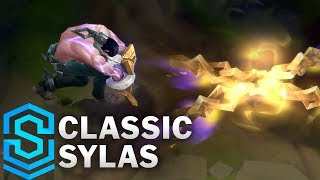 Classic Sylas, the Unshackled - Ability Preview - League of Legends