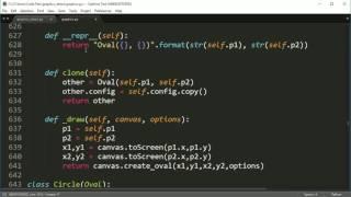 Python Graphics Programming (Graphics.py 1): The Basics