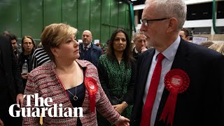 UK election 2019: the winners and losers