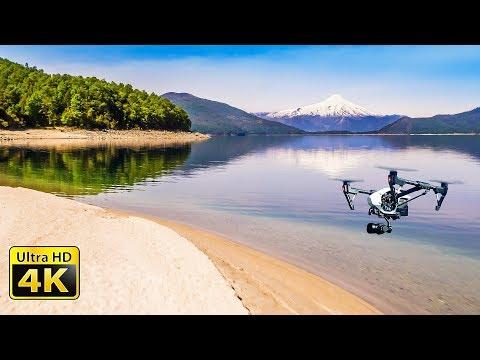 4K Video Ultra HD 💚 60fps Epic Drone Footage Filmed in RAW!