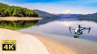 Incredible Patagonia   4K Video Ultra HD 60fps Epic Drone Footage