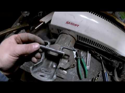 Ремонт дверных петель  Nissan Sunny