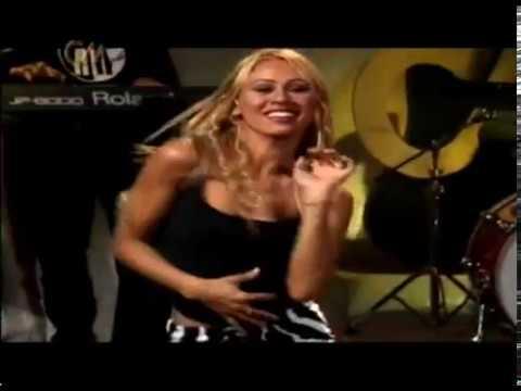 El Simbolo video Me gustas tú - Estudio CM 2000