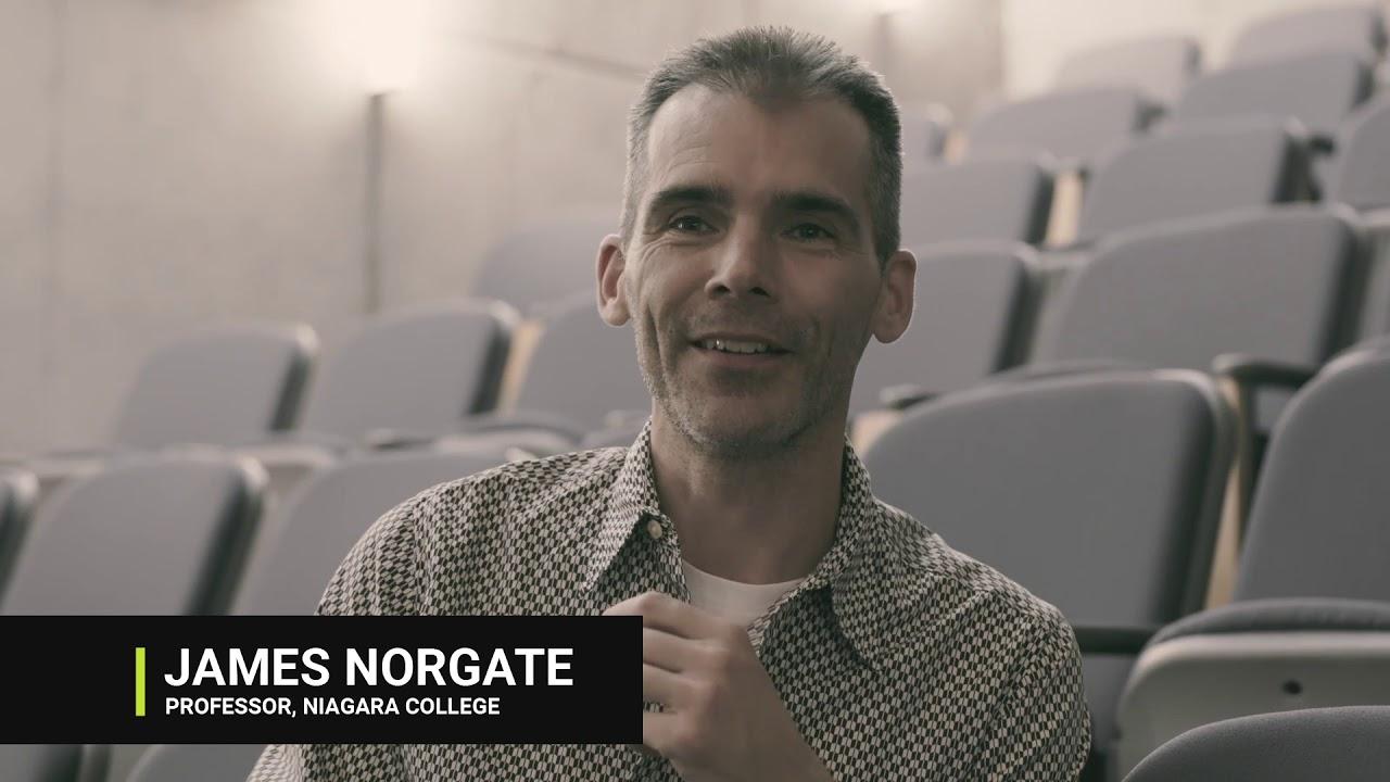Professor Jim Norgate