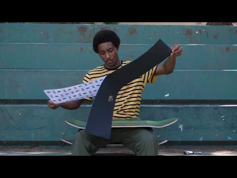 Grizzly Fall 2017 Dominick Walker Griptape Commerical