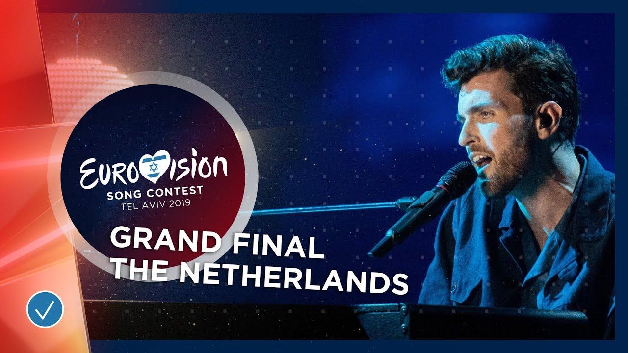Eurovision 2019 Netherlands Duncan Laurence Arcade