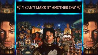 Michael Jacks♥n *ft* Lenny Kravitz *♚* (I Can't Make It) Another Day